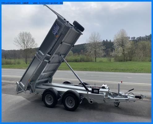 Ifor Williams - TT3017 301x162cm - Lagerfahrzeug