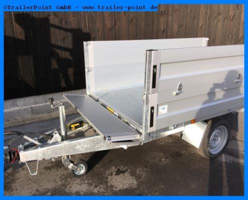 Andere - Heckkipper - 1,8 t. - Blattfedern - Lagerfahrzeug