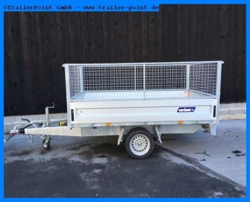 Andere - Heckkipper - Blattfedern VARIANT 1815T2 - Lagerfahrzeug