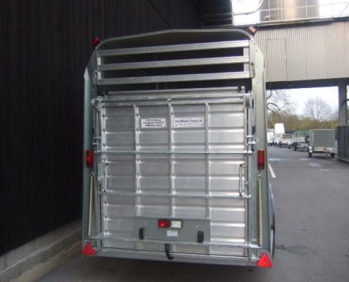 Ifor Williams - TA510 G14 434x178x212 Zwischendeck - Bestellfahrzeug im Vorlauf