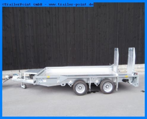 Ifor Williams - GX126 180x366cm - Bestellfahrzeug im Vorlauf