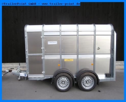 Ifor Williams - TA5 G10 311x157x182cm - Lagerfahrzeug