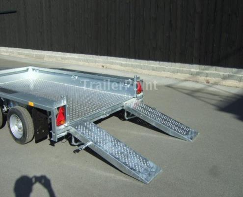 Ifor Williams - GX125 HD 157x366 - Bestellfahrzeug im Vorlauf