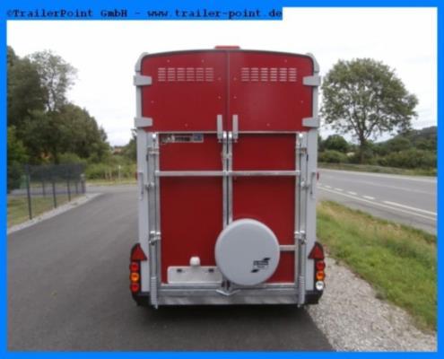 Ifor Williams - HB506 Rampe-Tuer  - Bestellfahrzeug