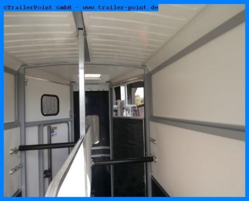 Ifor Williams - HB506 Frontrampe - Bestellfahrzeug