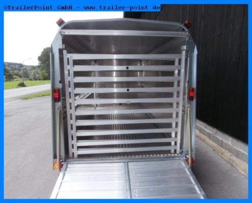 Ifor Williams - TA510 G12 372x178x182cm - Bestellfahrzeug im Vorlauf