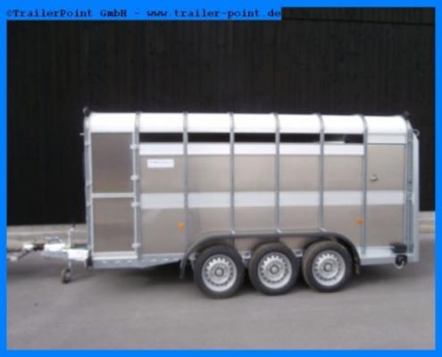 Ifor Williams - TA510 G14 434x178x182 3-Achser - Bestellfahrzeug