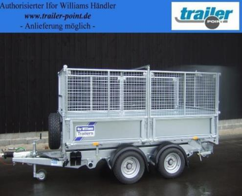 Ifor Williams - TT3017 301x162cm - Bestellfahrzeug im Vorlauf