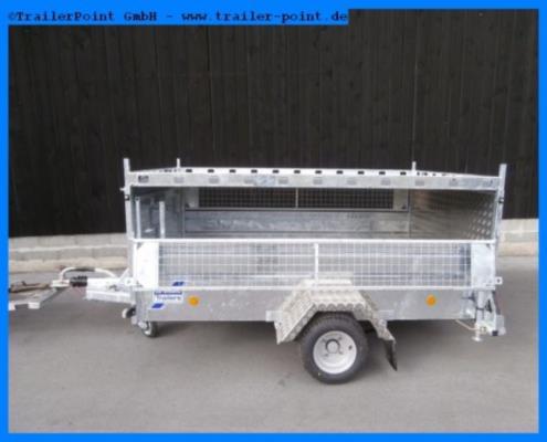 Ifor Williams - Q8b 251x145x112 - Lagerfahrzeug