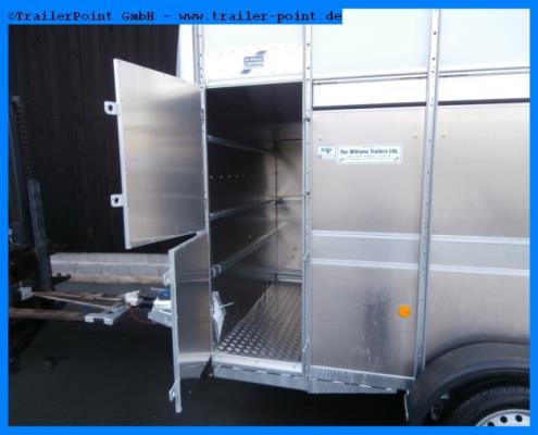Ifor Williams - TA510 G14 434x178x212 - Lagerfahrzeug