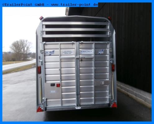 Ifor Williams - TA510 G14 434x178x212 - Bestellfahrzeug im Vorlauf