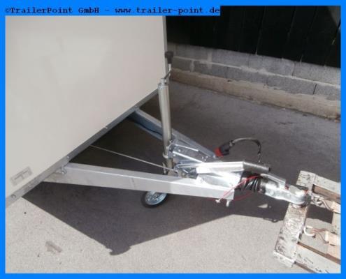 Sirius - KARGO G375 Rampe+Tuer 370x171x190cm - Bestellfahrzeug