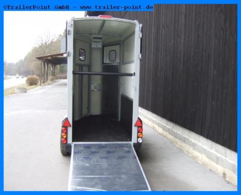 Ifor Williams - HB403 Anthrazit - Bestellfahrzeug