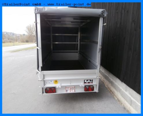 Koch - U4 125x250 - 750kg- ungebremst  - Bestellfahrzeug im Vorlauf