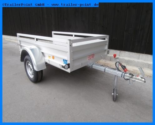 Koch - U2 105x205 - 750 kg - ungebremst - Bestellfahrzeug im Vorlauf