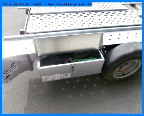 Ifor Williams - CT136HD Neue Ausführung! - Bestellfahrzeug im Vorlauf