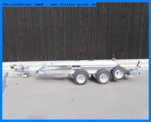 Ifor Williams - CT136HD Neue Ausführung! - Lagerfahrzeug