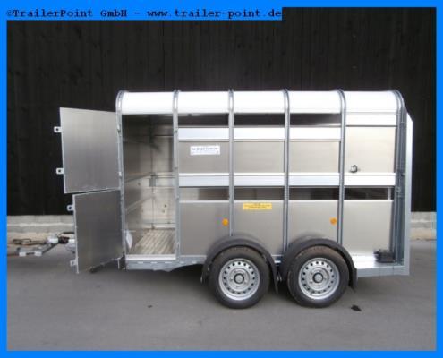 Ifor Williams - TA5 G10 311x155x182cm - Bestellfahrzeug