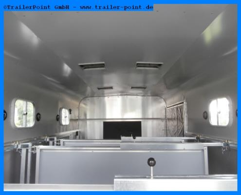 Ifor Williams - HB610 Frontrampe - Lagerfahrzeug