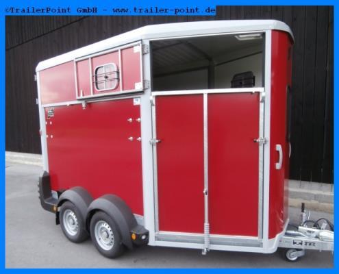 Ifor Williams - HB511 Rampe-Tuer Kombi - Bestellfahrzeug