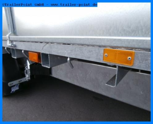 Ifor Williams - LM 167 477 x 225 cm - Bestellfahrzeug
