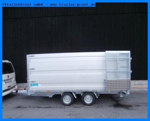 Andere - TWIN TRAILER TT35-40 TRANSPORTER + KIPPER IN 1 - Bestellfahrzeug im Vorlauf