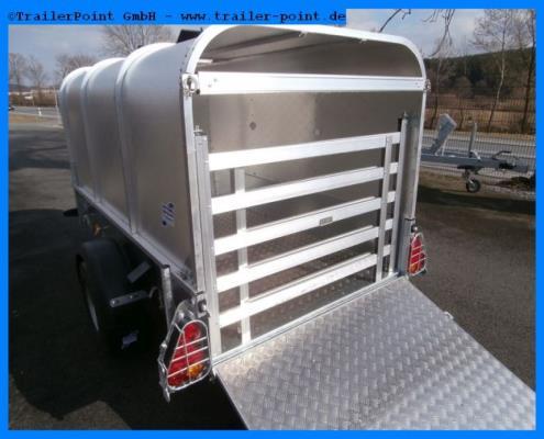 Ifor Williams - P7e 221x121x112 cm - 750kg - Bestellfahrzeug im Vorlauf