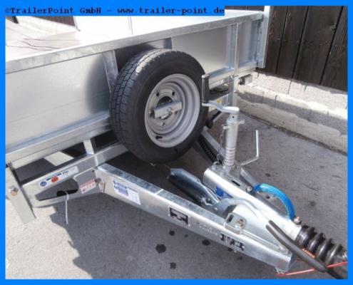 Ifor Williams - LM126G  - Bestellfahrzeug im Vorlauf