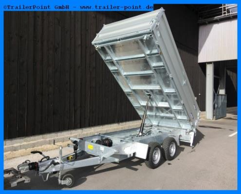 Andere - Variant 3-Seiten Kipper 3519TB - Lagerfahrzeug