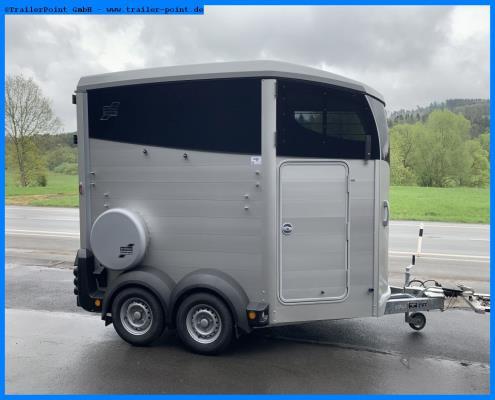 Ifor Williams - HBX506 - Bestellfahrzeug