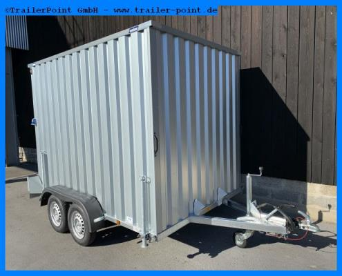 Andere - Materialcontainer - Lagerfahrzeug