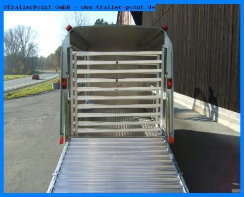Ifor Williams - TA510 G10 Rampe - Bestellfahrzeug im Vorlauf